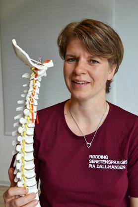 Pia Dall-Hansen Rødding Senetenspraksis